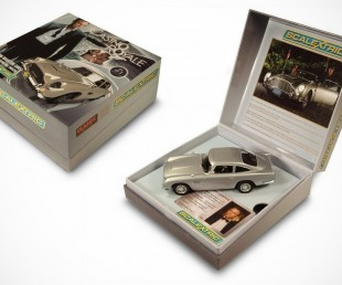 Scalextric James Bond Cars