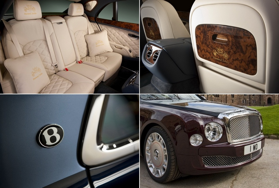 Bentley Mulsanne Diamond Jubilee Edition (1)