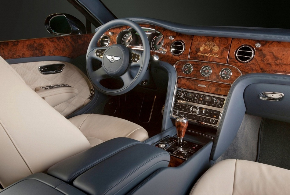 Bentley Mulsanne Diamond Jubilee Edition (4)