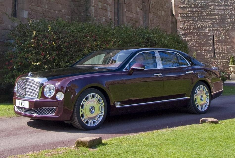 Bentley Mulsanne Diamond Jubilee Edition (3)