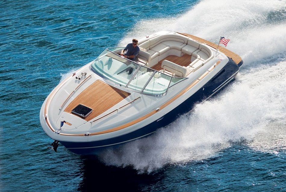 Chris Craft's Corsair 36 (2)