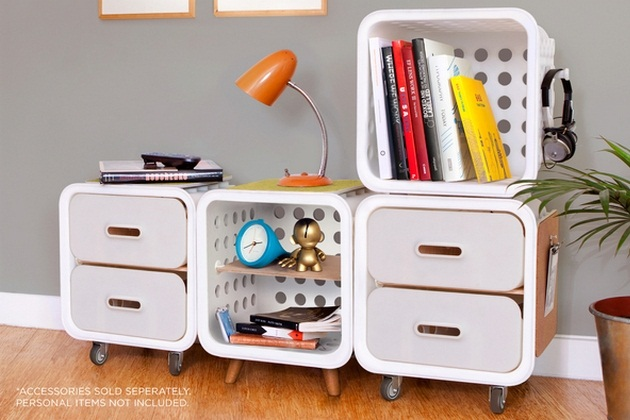 Crates Modular Furniture System (2)