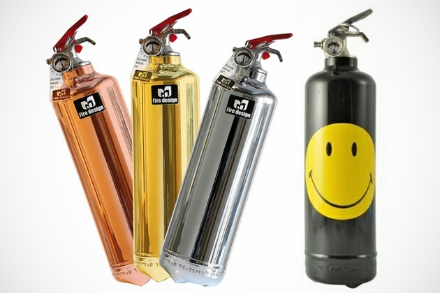 Decorative Fire Extinguisher fire design - decorative fire extinguishers - bonjourlife