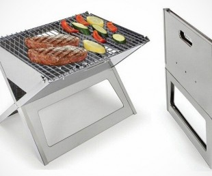 Folding Flat Portable Grill