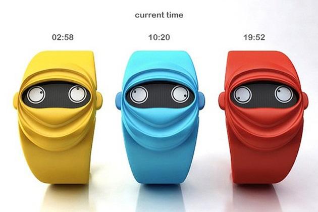 Ninja watch_BonjourLife.com