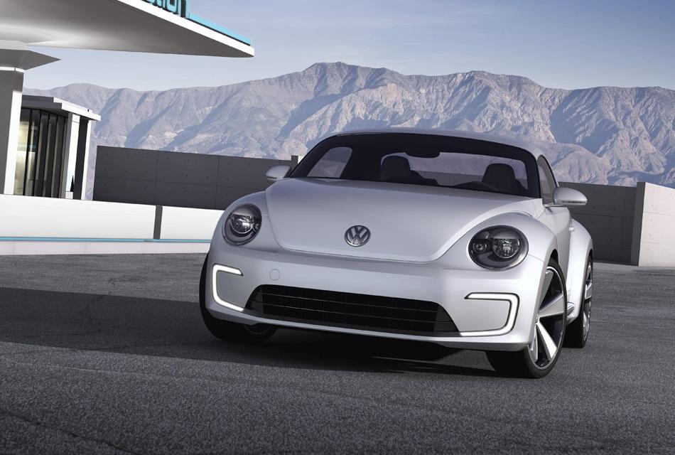 Volkswagen E-Bugster Speedster Concept (3)
