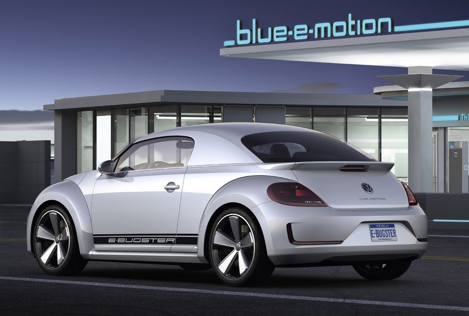 Volkswagen E-Bugster Speedster Concept (2)