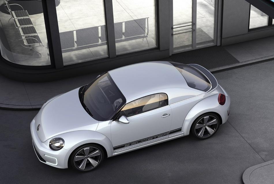 Volkswagen E-Bugster Speedster Concept (1)