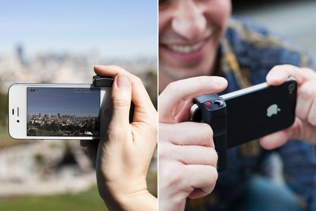 iPhone Shutter Grip_BonjourLife.com