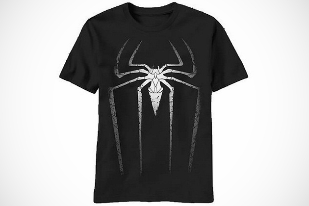 Amazing Spider-Man Black T-Shirt