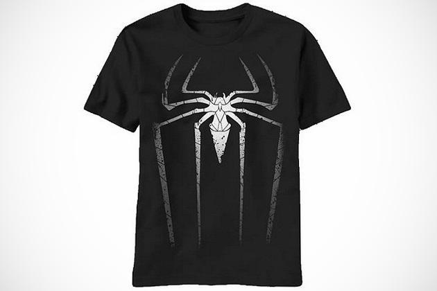 Amazing Spider-Man Black T-Shirt