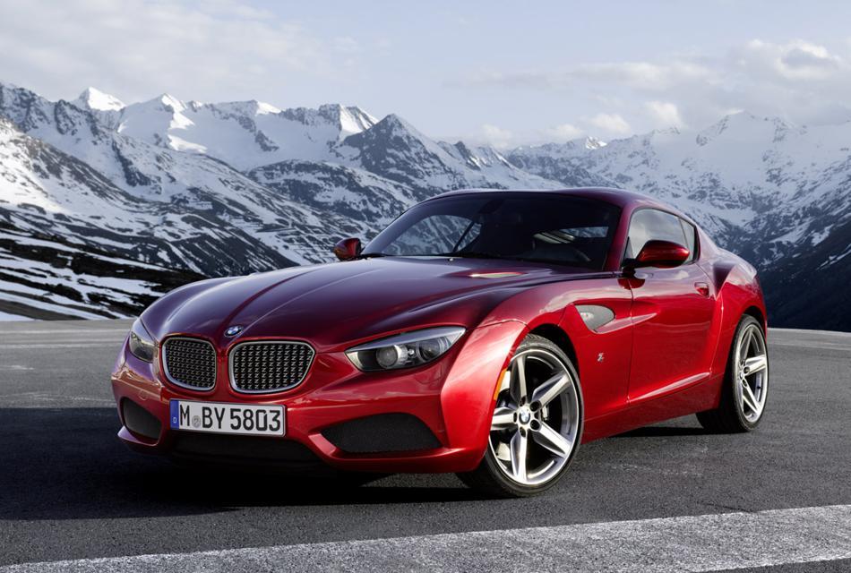 2012 BMW Zagato Coupe (1)