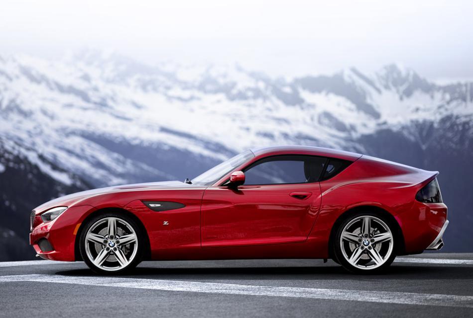 2012 BMW Zagato Coupe (2)