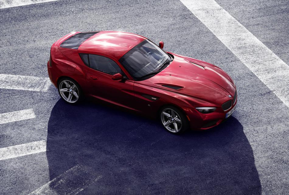 2012 BMW Zagato Coupe (4)