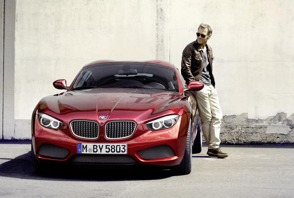 Bmw Bmw 2012 Bmw Zagato Coupe 6