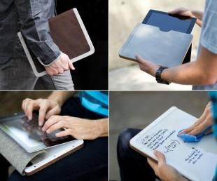 BOWDEN SHEFFIELD Minimalist iPad Cases