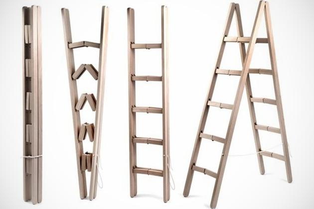 Ultra-compact ladder