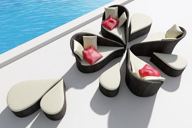Beautiful Fiore Sofa Set (1)