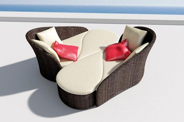 Beautiful Fiore Sofa Set (3)
