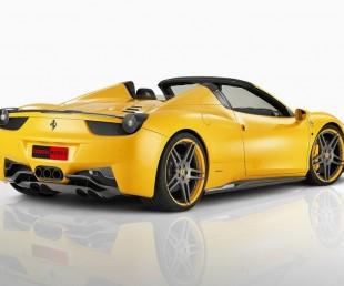 Novitec Rosso Ferrari 458 Spider (4)