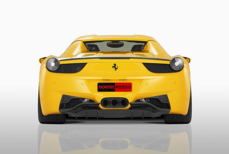 Novitec Rosso Ferrari 458 Spider (2)
