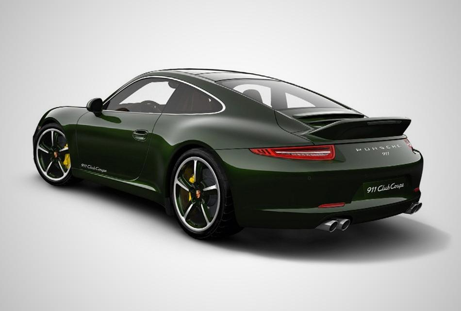 Porsche 60th Anniversary 911 Club Coupe (2)