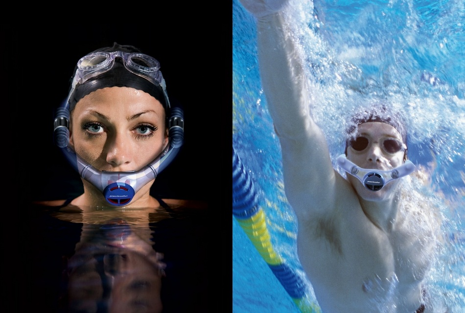 Powerbreather - Advance Snorkel for Swimmers