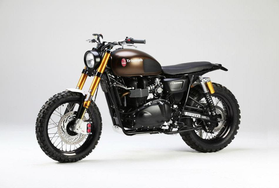 Triumph Tridays Rumbler Classic Motorcycle (4)