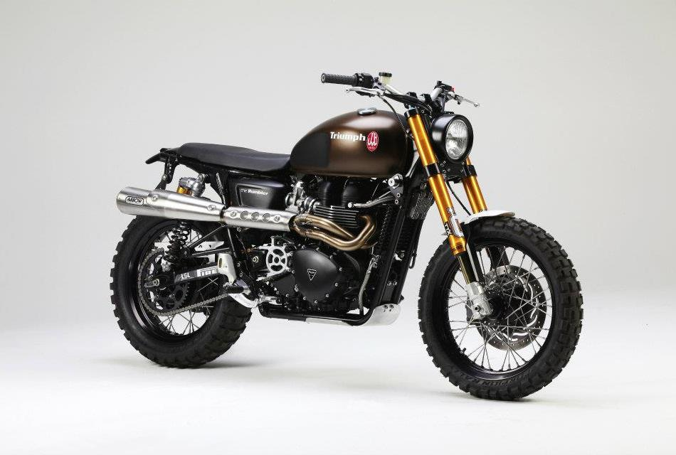 Triumph Tridays Rumbler Classic Motorcycle (1)