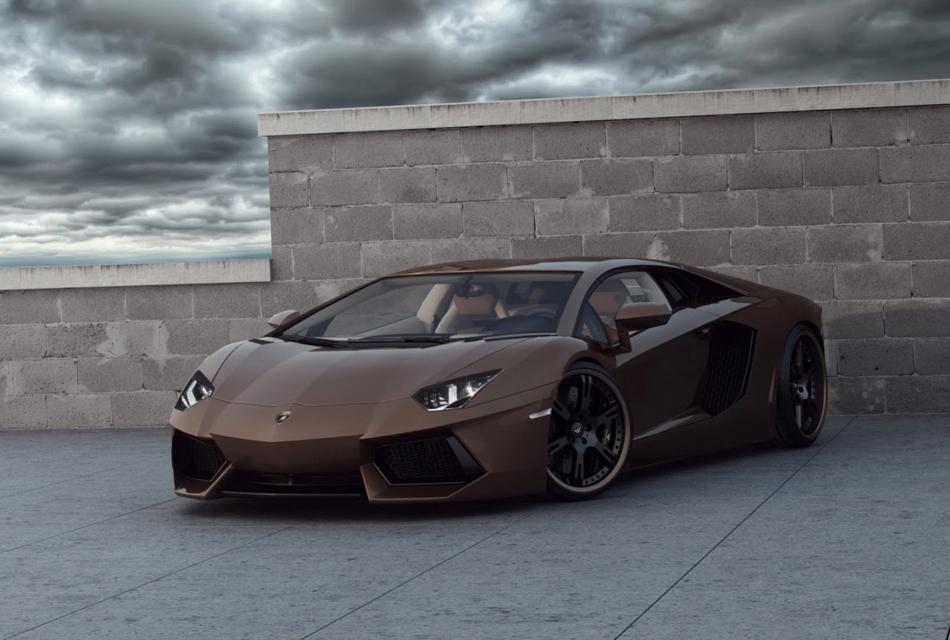 Tuned Lamborghini Aventador LP700-4