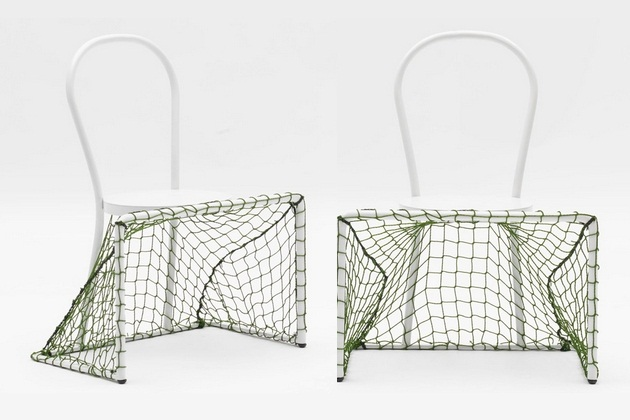 Lazy Football Chair by Emanuele Magini (1)