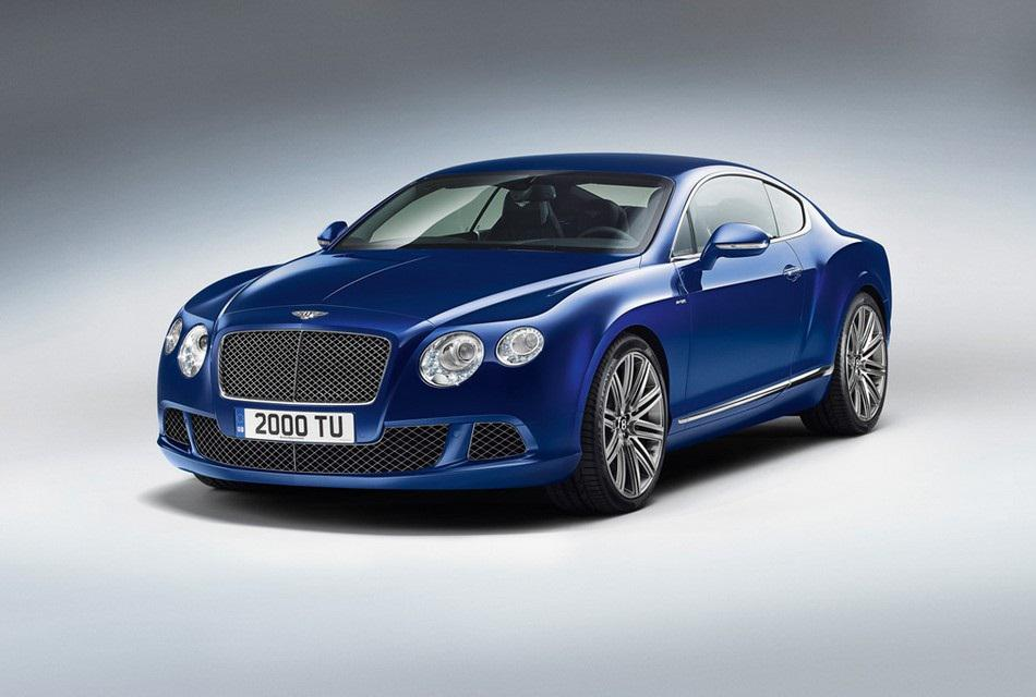 2013 Bentley Continental GT Speed (2)