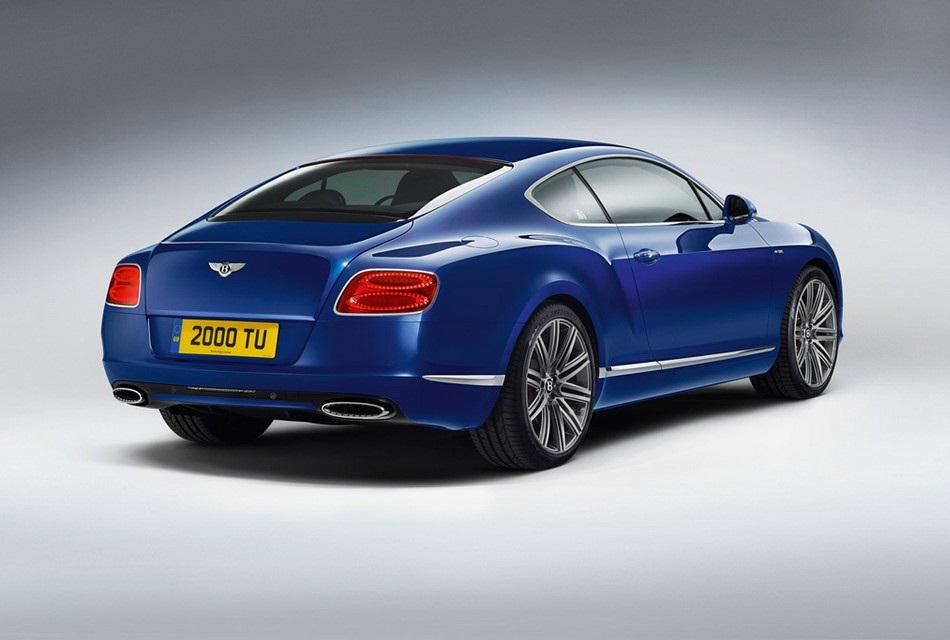 2013 Bentley Continental GT Speed (1)