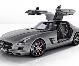 2013 Mercedes-Benz SLS AMG GT (1)