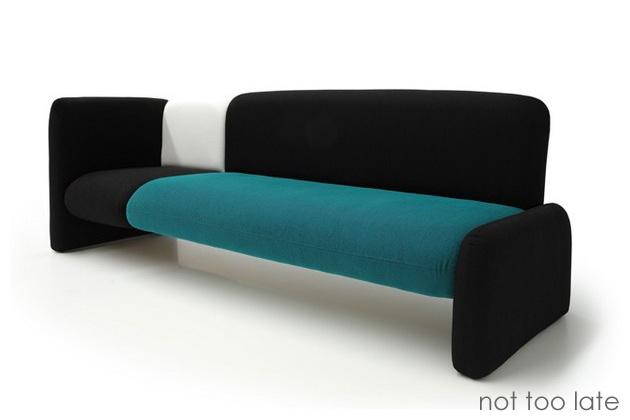 Not Too Late Sofa