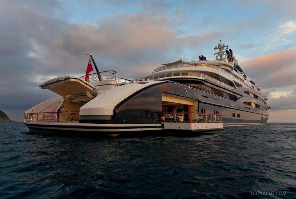 Serene Luxury Yacht (10)
