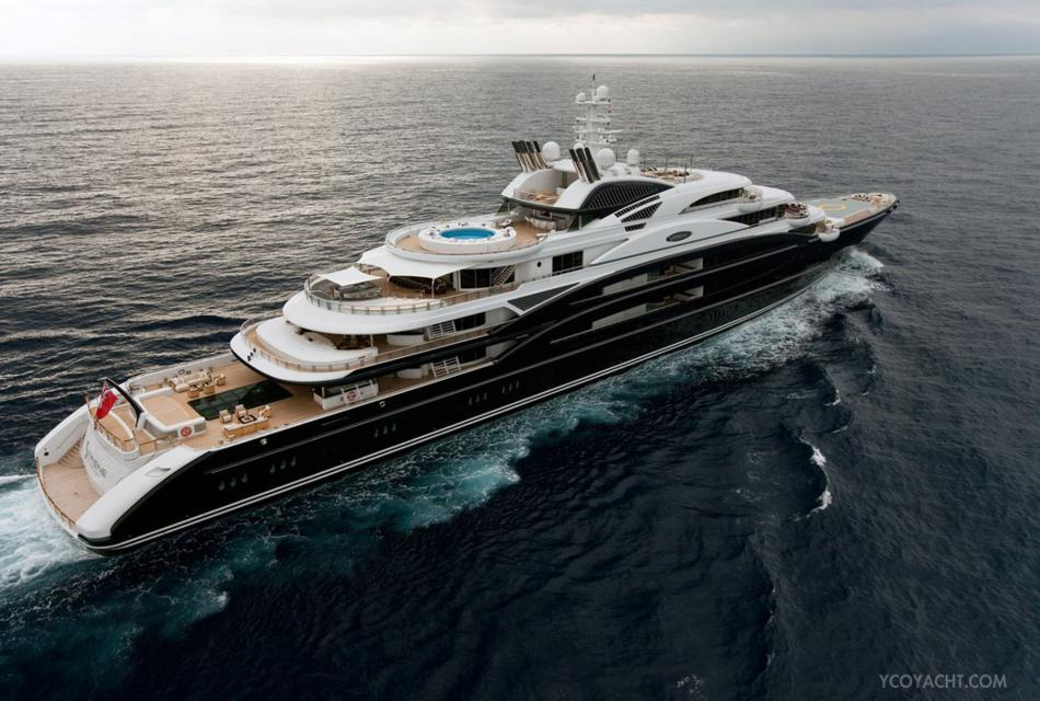 Serene Luxury Yacht (9)