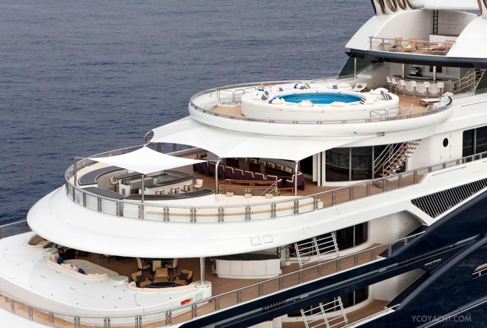 Serene Luxury Yacht (8)