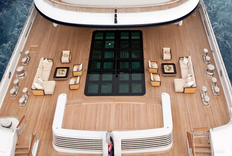 Serene Luxury Yacht (6)