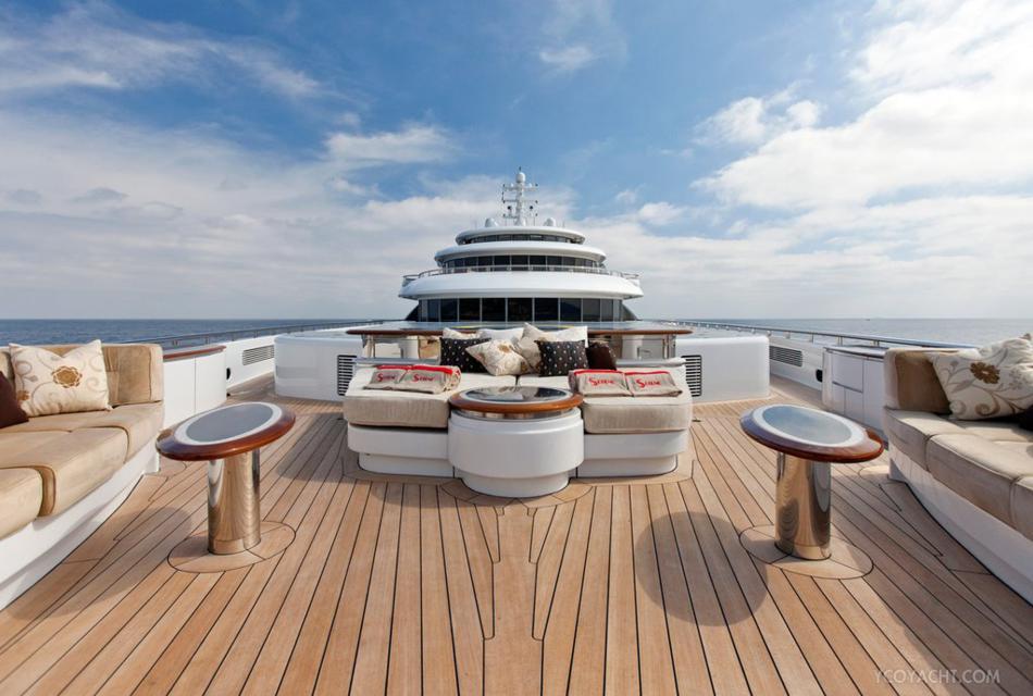 Serene Luxury Yacht (5)