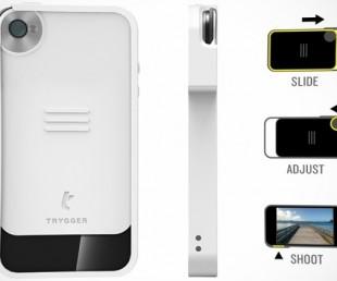 Trygger Camera iPhone 4-4S Polarizing Filter Case