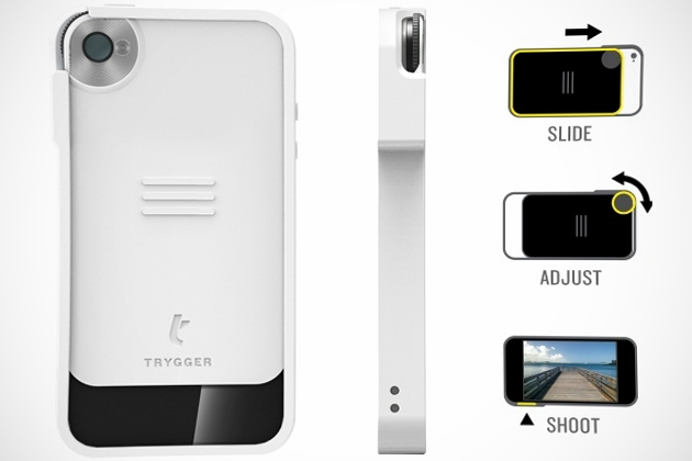 Trygger Camera iPhone 4-4S Polarizing Filter Case