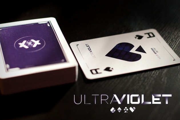 Ultraviolet Playing Cards