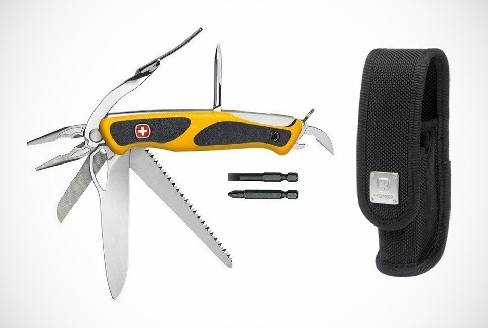 Wenger RangerGrip 90 Swiss Army Knife