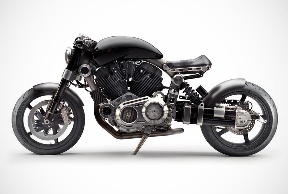Confederate X132 Hellcat Motorcycle (4)