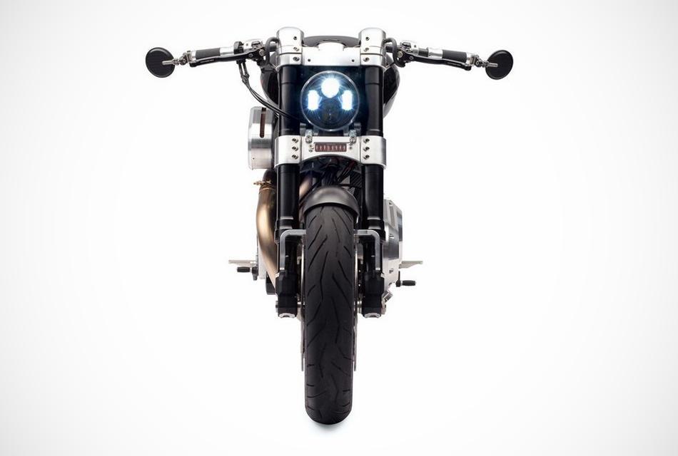 Confederate X132 Hellcat Motorcycle (3)