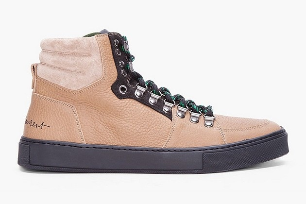Yves Saint Laurent Malibu Hiking Sneakers (1)
