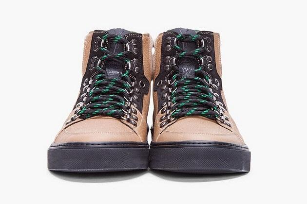 Yves Saint Laurent Malibu Hiking Sneakers (3)