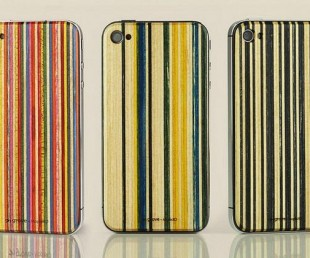 iPhone 4S SkateBack Case