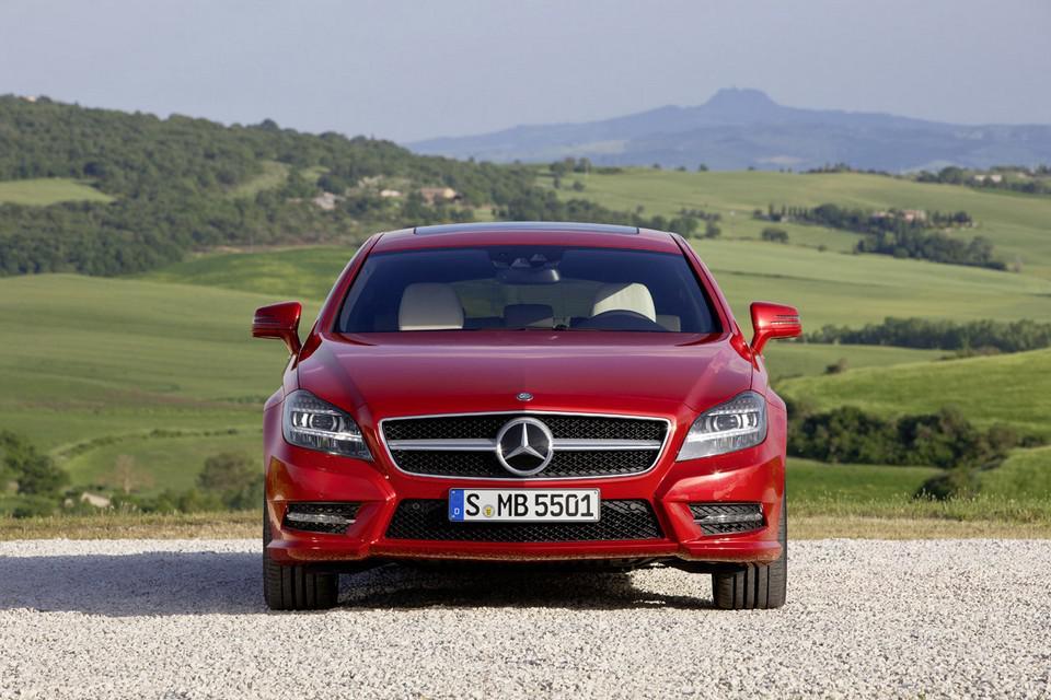 2013 Mercedes-Benz CLS Shooting Brake (1)